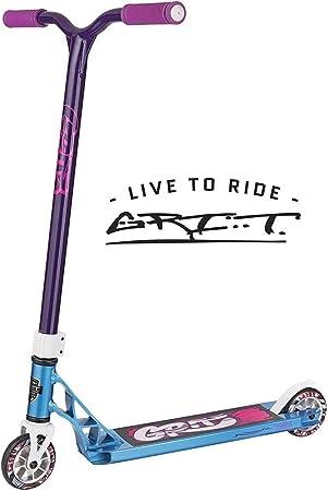 Grit Fluxx Pro Stunt Scooter - Congelado Azul / Violeta ...