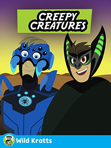 Wild Kratts: Creepy Creatures -