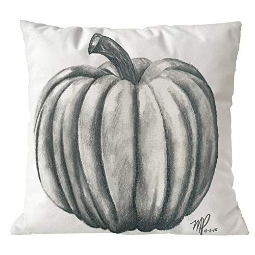 GOVOW Halloween Pillowcase Decorative Upholstery Cushion Throw Pillow Cases Cover Decor Gifts