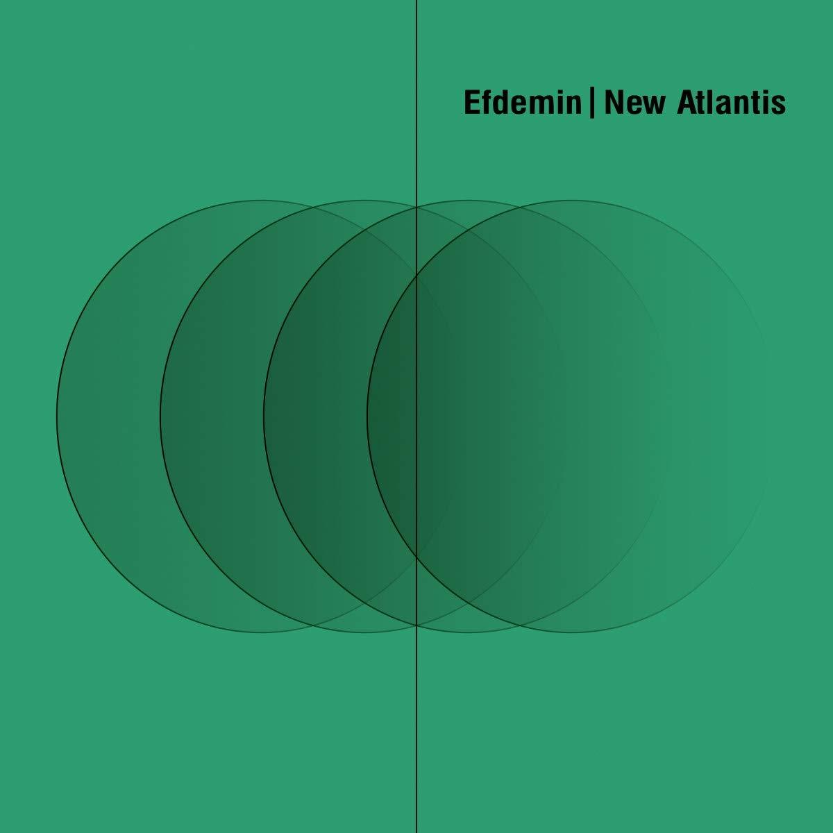 Vinilo : Efdemin - New Atlantis (2 Pack)