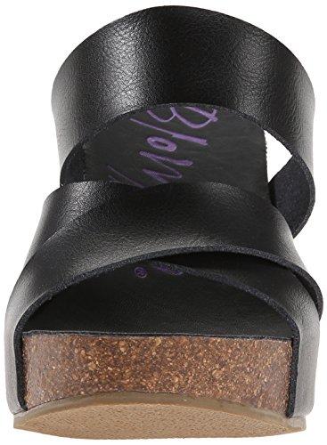 Blowfish Hiro Mujer Negro Plataformas Zapatos Talla Nuevo EU 39