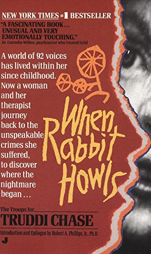 Book: When Rabbit Howls by Truddi Chase