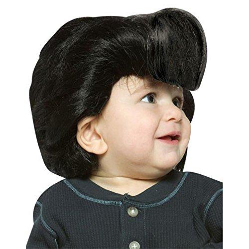 Baby Elvis Costume (Rasta Imposta Lil King Baby Elvis Wiggie)