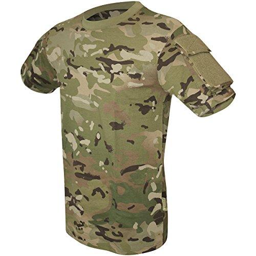 Viper Taktische Herren T-Shirt V-Cam