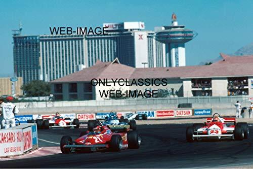 Hotel Las Photo Vegas - OnlyClassics 1981 Formula ONE F1 Grand Prix LAS Vegas AUTO Race Photo -Hilton,Caesars Hotel