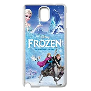 Samsung Galaxy Note 3 Cell Phone Case White Frozen Z0024890