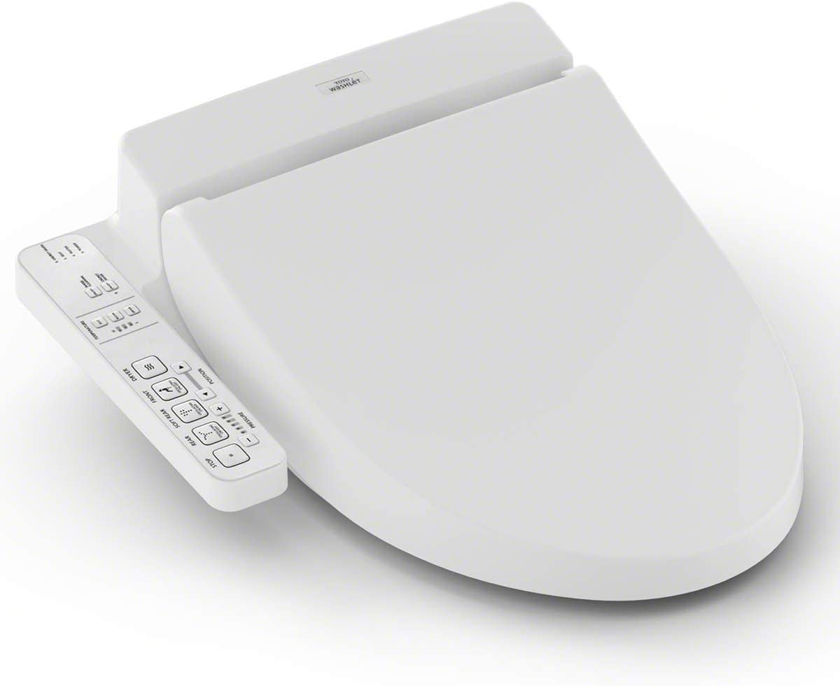 Best Toilet Seat-Best Elongated Toilet Seat: TOTO SW2034 Electronic Elongated Toilet Seat