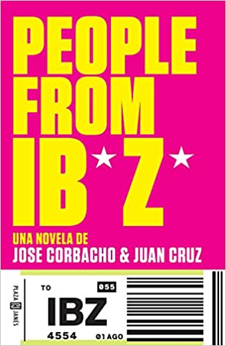 LIBRO- People From Ibiza - José Corbacho y Juan Cruz