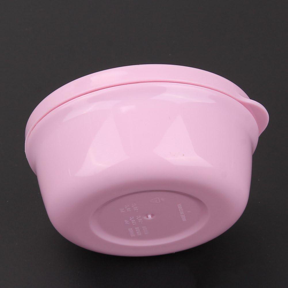 Porte-savon rond en plastique avec couvercle pour la maison et lext/érieur par Demiawaking