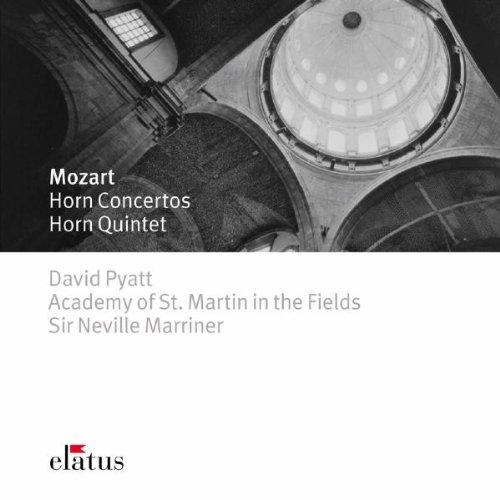 Mozart: Horn Concertos Horn Quintet K.407