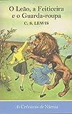 capa de As Crônicas de Nárnia. O Leão, a Feiticeira e o Guarda-Roupa