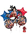 Costume Supercenter BB101433 Wwe Party Balloon Kit
