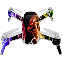 Skin For Yuneec Breeze 4K Drone – Bright Smoke | MightySkins Protective, Durable, and Unique Vinyl Decal wrap cover | Easy To Apply, Remove, and Change Styles | Made in the USA