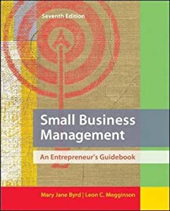 Small Business Management: An Entrepreneur's Guidebook from McGraw-Hill Education
