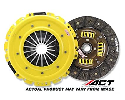 Amazon.com: ACT HDSS Heavy Duty with Street Disc Clutch Kit Mazda RX-8 330 04-06: Automotive