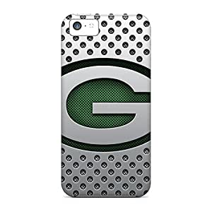 New Zhy948GDhN Green Bay Packers Skin Case Cover Shatterproof Case For Iphone 5c