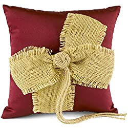 Hortense B. Hewitt Country Love Ring Pillow