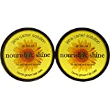 "Jane Carter Nourish and Shine 4 oz ""Pack of 2"""