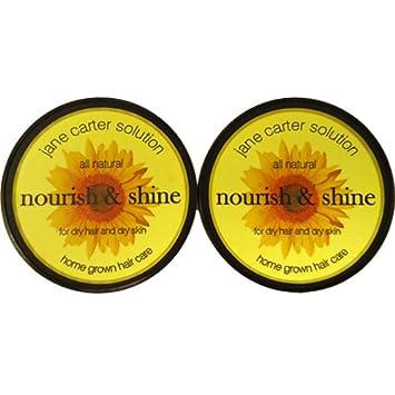 Jane Carter Nourish Shine, 4 oz, 2 pk