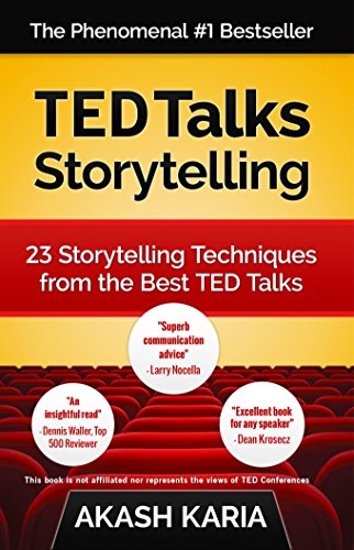 ted talks storytelling 23 storytelling techniques from the best ted talks akash. Black Bedroom Furniture Sets. Home Design Ideas