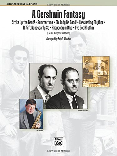 I Got Rhythm George Gershwin - 8