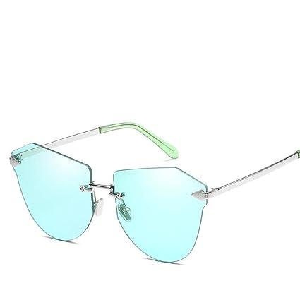 BiuTeFang Gafas de Sol Mujer Hombre Polarizadas Película de Océano Color de Alta Definición de Moda