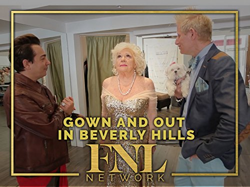 How To Fashion A Couture Gown For Renee Taylor From The Nanny Tv Show