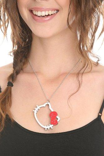 UPC 003334310005, Hello Kitty Noggin Necklace