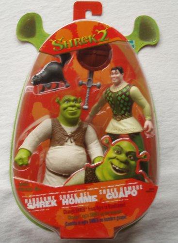 Shrek Gingerbread Man Costume (Shrek 2: Handsome Shrek)