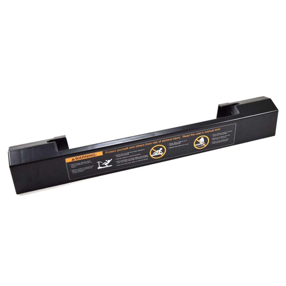 Proform Lifestyler 161702 Treadmill Rear End Cap Genuine Original Equipment Manufacturer (OEM) Part