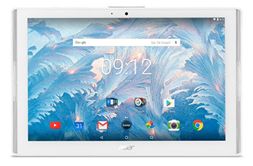 "Acer Iconia Tablet 10.1"" Screen 2GB Ram 32 GB Flash Cortex A35 1.3 GHz Android (Certified Refurbished)"