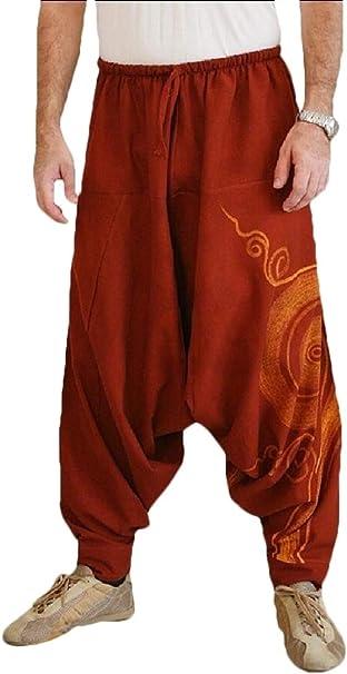 Pantalones de chándal de Seguridad para Hombre, con cordón de ...