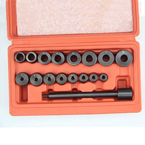 17pc Universal Clutch Aligning Tool Kit Car Pilot Bearing Set Alignment