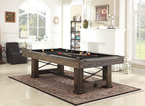 Playcraft Rio Grande 8' Slate Pool Table, Weathered for sale  Delivered anywhere in USA
