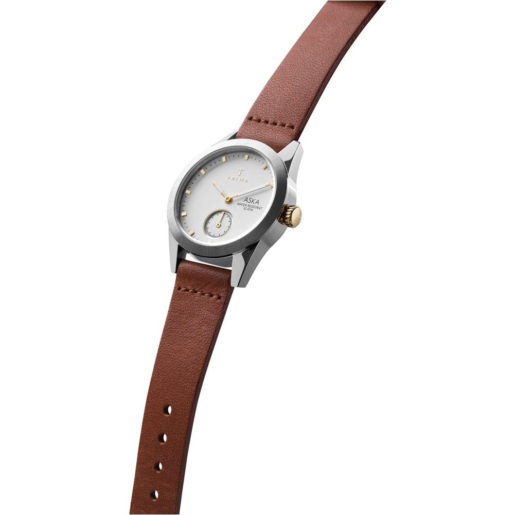 Triwa Armband Chronograph Edelstahl Akst102 Damen Mit Uhr Quarz cFK1Jl