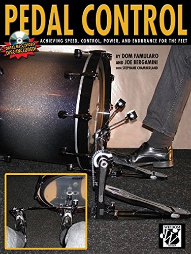 Pedal Control: Achieving Speed, Control, Power, and Endurance for the Feet, Book & CD -