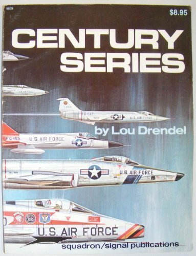 Century Series in Color (F-100 Super Sabre; F-101 Voodoo; for sale  Delivered anywhere in USA