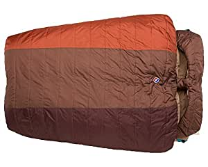 Big Agnes Unisex Dream Island 15 Degree Double Wide Sleeping Bag