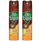 Old English Aerosol Furniture Polish - Lemon - 12.5 oz - 2 pk