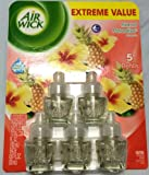 "Air Wick ""Island Paradise"" 5 Piece Scented Oil Value Pack"