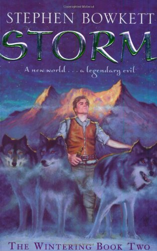 book cover of Storm