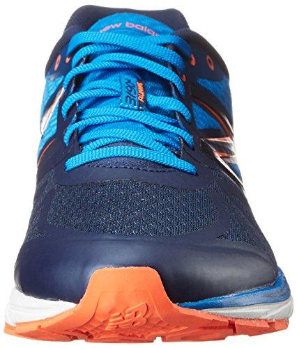 New Balance Herren M3190V2 Neutral Laufschuh Laufschuh Blau / Orange