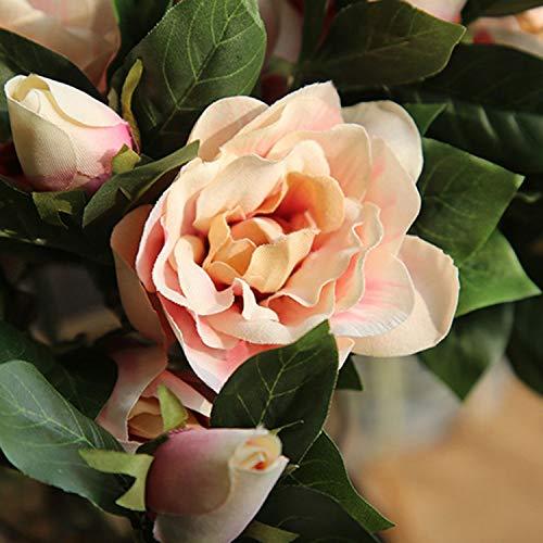DIY-Artificial-Gardenia-Flowers-Home-Garden-Party-Decoration-Craft-Simulation-Flores-Flowers-Wedding-Fake-Florals-4-Colors-47Cm-LP