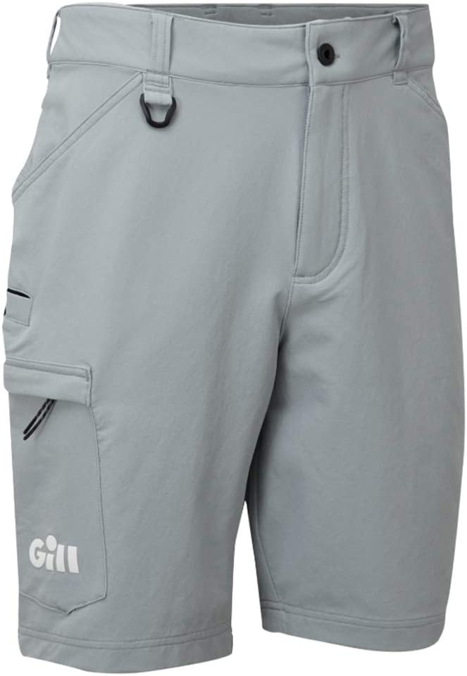 Gill Mens Expedition Performance Water Repellent UV Protected Fishing Shorts