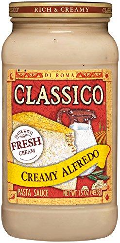 Classico, Alfredo Pasta Sauce, 15 oz