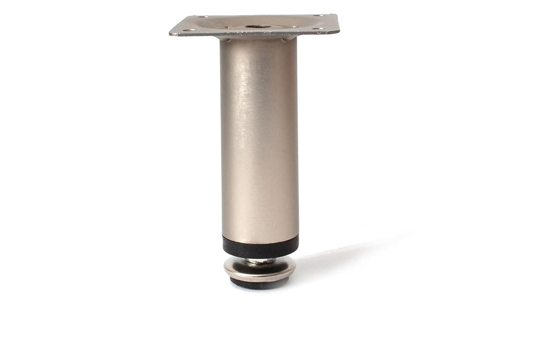 Verstellbare Bein Sockel für Küchenschränke/Möbel/Sofa Satin 150 mm ...