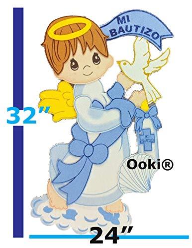 Mi Bautizo Angel Figure Boy Girl 32