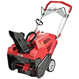 Troy-Bilt Squall 208cc Electric Start 21-Inch Single Stage Gas Snow Thrower
