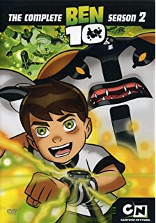 Amazon com: Ben 10: The Complete Season 1: Duncan Rouleau