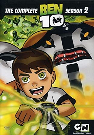 Amazon com: Cartoon Network: Classic Ben 10 Season 2 (DVD): Duncan